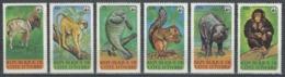 Côte D'Ivoire - YT 516-521 ** MNH - 1979 - Animaux En Péril - Côte D'Ivoire (1960-...)