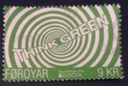 Used Stamp Of Faroe Islands 2016: Europa Europazegel Cept - Faroer - Faroyar - Europa-CEPT