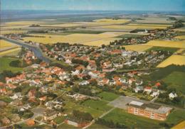 D-26409 Wittmund-Carolinensiel - Nordseeküste - Luftbild - Aerial View - Wittmund