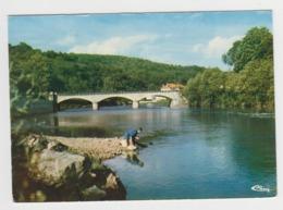 AC074 - CHAMBON SUR VOUEIZE - Le Pont Sur La Tarde - Chambon Sur Voueize