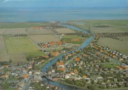 D-26409 Wittmund Nordseeküstenbad Carolinensiel - Harlesiel - Luftaufnahme - Aerial View - Wittmund