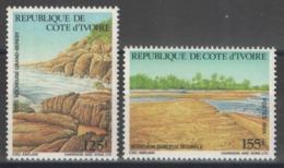 Côte D'Ivoire - YT 777-778 ** MNH - 1986 - Côte D'Ivoire (1960-...)
