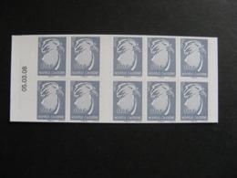 Nouvelle-Calédonie: TB Carnet  N° C 976 - 2, Daté 05/03/08, Neuf XX . - Booklets