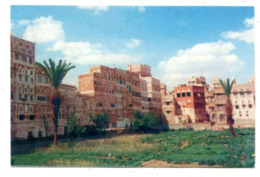 YEMEN - AK 365777 View From Old Sana'a City - Yemen