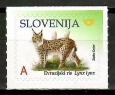 Slovenia 2018 Eslovenia / Mammals Lynx MNH Mamiferos Felinos Lince / Cu14928  1-13 - Felinos