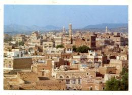 YEMEN - AK 365781 Old Sana'a - Yemen