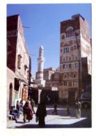 YEMEN - AK 365782 Old Sana'a - Dawuod - Yemen