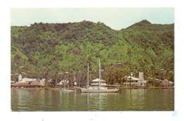AMERICAN SAMOA - PAGO PAGO Harbor Waterfront - Amerikaans-Samoa