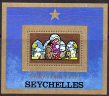 Seychelles 1979 Christmas MS, MNH, SG 461 (B) - Seychelles (...-1976)