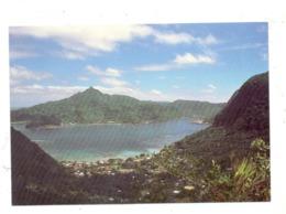 AMERICAN SAMOA - PAGO PAGO Harbor - Samoa Americana