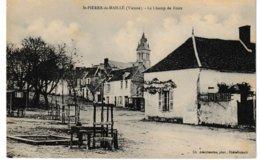 Vienne SAINT PIERRE DE MAILLE Champ De Foire - Otros Municipios