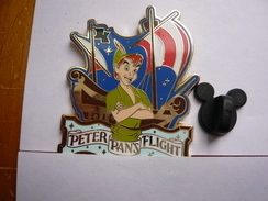 Big Pin S Disney Peter Pan 4,5 X 3,5 Cm Tbq - Disney