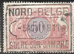 C0.294: SOLRE-SUR-SAMBRE: TR35: NORD-BELGE - Chemins De Fer