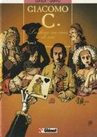 GIACOMO C - 3 - Edition De 1990 - La Dame Au Coeur De Suie - Giacomo C.