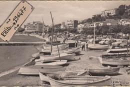 83 Le Lavandou - Cpsm / Un Coin Du Port.  Circulé. - Le Lavandou