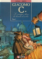 GIACOMO C - 1 - Edition De 1989 - Le Masque Dans La Bouche D'ombre - Giacomo C.