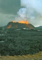 1 AK Island Iceland * Ausbruch Im Vulkangebiet Krafla Am 18. September 1984 * - IJsland