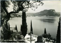 GARDA  VERONA  Lago Di Garda  Panorama  Insegna Garda - Verona