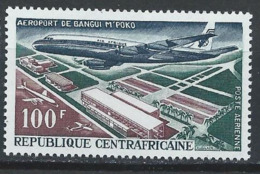 Centrafrique YT PA 47 XX / MNH Aviation - Centrafricaine (République)