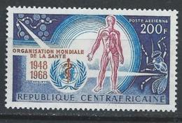 Centrafrique YT PA 56 XX / MNH - Centrafricaine (République)