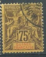 Guinée Française      , Yvert N° 12 Oblitéré   Ad 40310 - French Guinea (1892-1944)