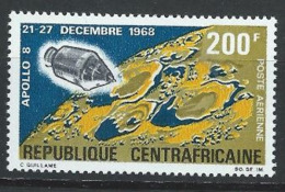 Centrafrique YT PA 76 XX / MNH Espace Space - República Centroafricana