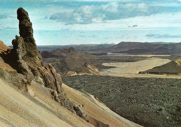 1 AK Island Iceland * Farbenprächtige Landschaft Landmannalaugar - Ein Gebiet Nahe Dem Vulkan Hekla * - IJsland