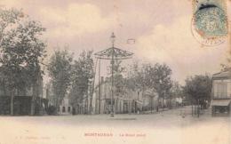 MONTAUBAN Le Rond Point CPA - Montauban