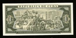 * Cuba 1 Peso 1968  ! SPECIMEN ! UNC - Cuba