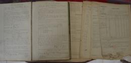 Liers Herstal Registre Bureau Bienfaisance 1864 à 1959 Complet + Doc. - Advertising