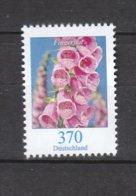Deutschland BRD **   3501 R  Blumen Fingerhut  Ohne  Nummer Neuausgaben  2.11.2019 - BRD