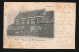 WESTMALLE   STATIE TRAPPISTEN M.SCHAERLAEKENS - Malle