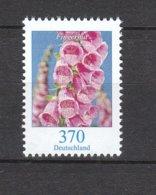 Deutschland BRD **   3501 R  Blumen Fingerhut  Ohne  Nummer Neuausgaben  2.11.2019 - Ungebraucht