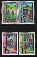 Luxemburg 1988 Caritas  Y.T. 1160/1163 ** - Ungebraucht