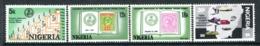 Nigeria 1974 Stamp Centenary Set MNH (SG 321-324) - Nigeria (1961-...)