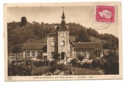 SANCY LES CHEMINOTS - La Mairie - Ecole - Unclassified