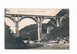 12- MUR DE BARREZ. Pont De La Cadene. Plan INEDIT Sur Delcampe. 2 Scans - Autres Communes