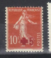FRANCE   Semeuse  N° 146* (1914) - Ongebruikt