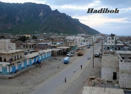 Socotra Island UNESCO Hadibu Yemen New Postcard Sokotra Insel AK - Yemen