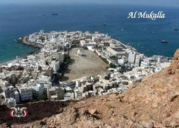 Yemen Al Mukalla Aerial View New Postcard Jemen AK - Yemen