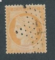 DD-166: FRANCE: Lot  Avec N°38d Obl étoile 24  (4 RETOUCHE)  TB - 1870 Assedio Di Parigi