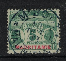 Mauritanie - Mauritania - Yvert Taxe 9 Oblitéré M'BOUT - Scott#J2 - Mauritania (1906-1944)