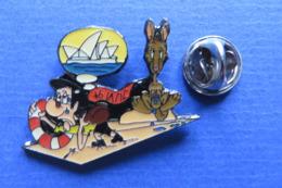 Pin's,BD,ville,AUSTRALIE SYDNEY OPERA,limité Nr.009 - Pin's