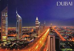 1 AK Dubai * Birds Eye View Of Sheikh Zayed Road - Dubai Emirates Towers * - Dubai