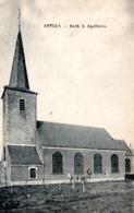APPELS : Kerk Sint Appolonia - Dendermonde