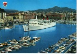 06 Nice N°3443 Le Port Beau Plan Bateau Simca Versailles Break éditions MAR - Transport Maritime - Port