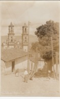 RP: TAXCO , Mexico , 1910-30s ; Street - Mexico