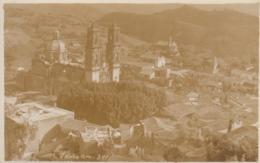 RP: TAXCO , Mexico , 1910-30s ; Panorama - Mexico