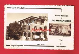 83 Var SANARY SUR MER Hôtel Pension LA MENANDIERE - Sanary-sur-Mer