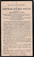 Zandvoorde, Wijtschate, 1936, Sophie Bille, Lysy - Images Religieuses
